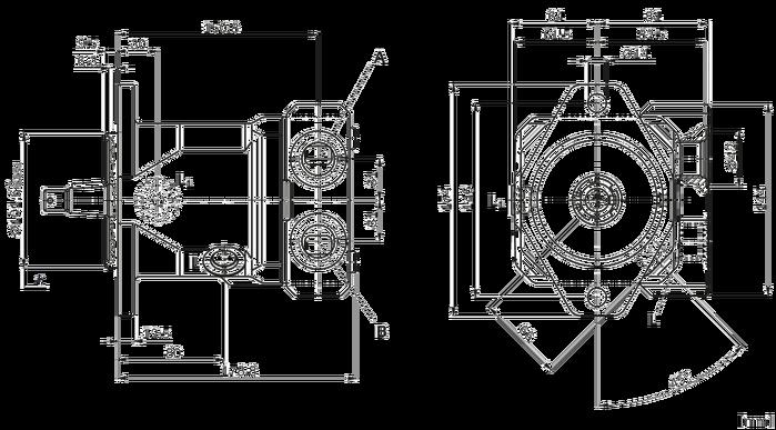 Axial piston fixed motor   Bosch Rexroth AG