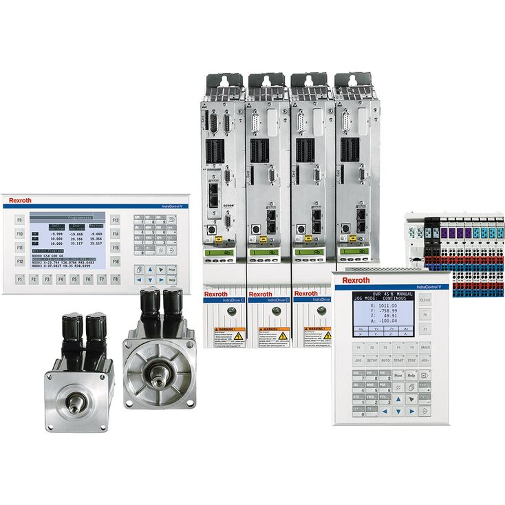 electric drives and controls