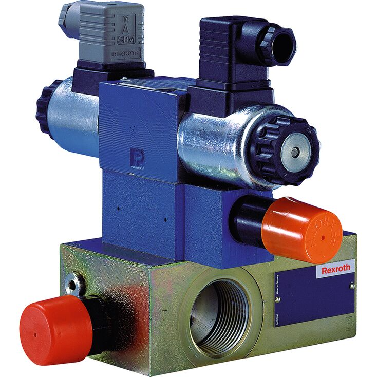 Pump Safety Block Dba 25 F2-2X/315 product photo