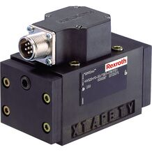 Bosch rexroth directional servo-valves in 4-way variant 4wse3e 16.
