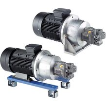 Motor-pump groups - IE2, for continuous operation S1 | Bosch