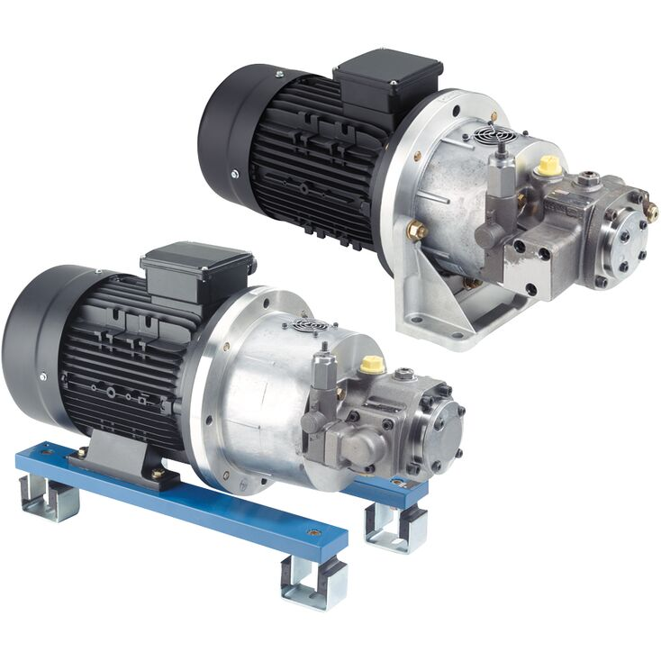 Motor Pump Assembly Abapg-V7- 40- 45C0-16/11,0Cb4533/Se  Hoy product photo