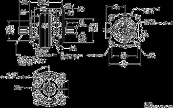 High torque vane motor | Bosch Rexroth AG