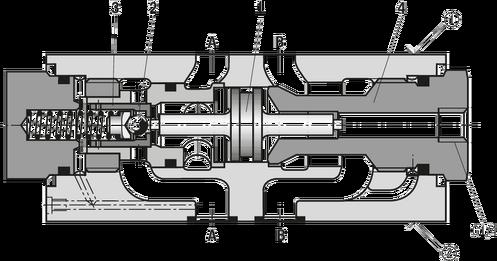 力士乐 先导式单向阀 z2s 22图片