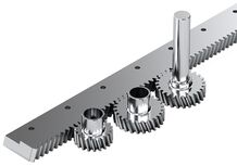 Rack And Pinion >> Gear Rack And Pinion Bosch Rexroth Ag