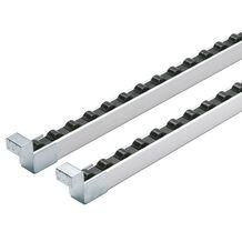 Lean Conveyor Tracks With Rail Holder Bosch Rexroth Ag