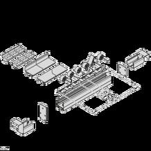 Conveyor track Lean