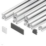 Strut profiles | Bosch Rexroth AG