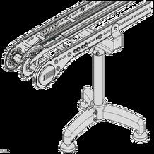 Chain Conveyor System VarioFlow plus   Bosch Rexroth AG